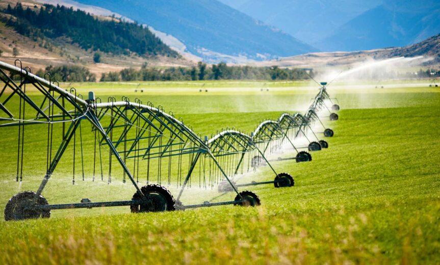 Intensive Water Usage